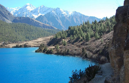 Lower  Dolpo Trekking pictures