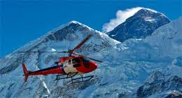 Helicopter Tour In Everest Himalaya pictures