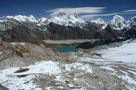 3 High Pass Trekking in Everest pictures
