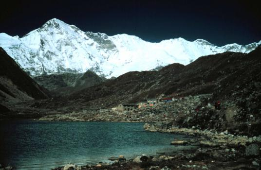 Gokyo Lake Trekking pictures