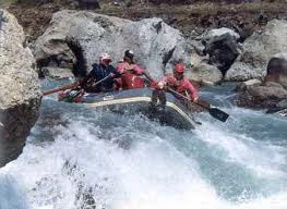 Seti River Rafting pictures