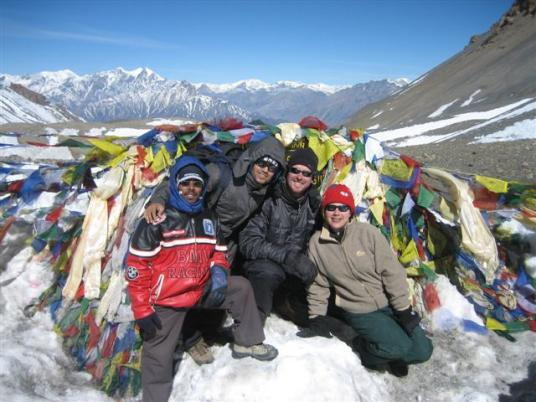 Annapurna Circuit with Annapurna Base Camp Trek pictures