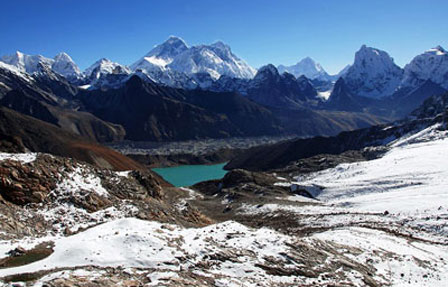 Everest Renjola Pass Trekking pictures